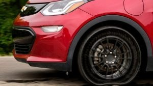 Airless tires made by Michelin coming to GM vehicles