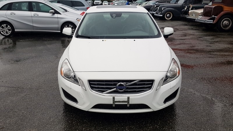 Used 2013 Volvo S60 Vancouver BC Volvo BC
